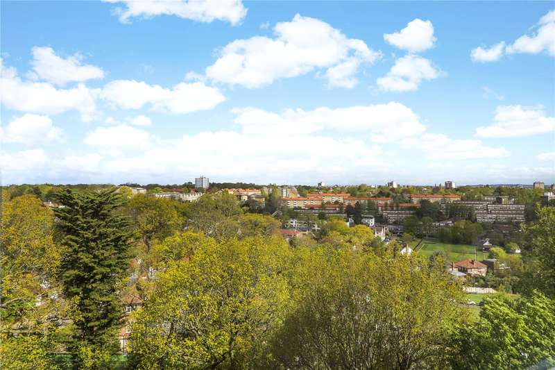 2 Bedrooms Flat for sale in Somerset House, Somerset Road, London, SW19