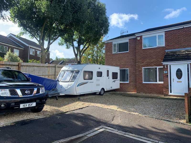 3 Bedrooms Semi Detached House for sale in Myrtle Close, Gloucester, GL4