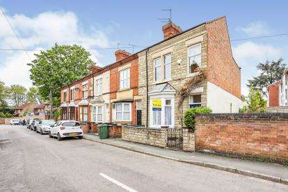 3 Bedrooms End Of Terrace House for sale in Canal Street, Thurmaston, Leicester