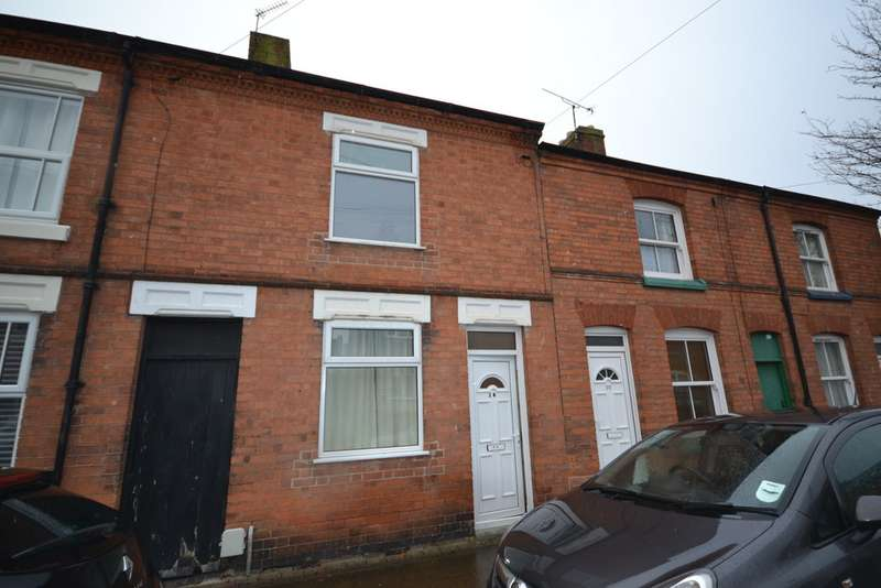 2 Bedrooms Property for sale in Rawson Street, Enderby LE19