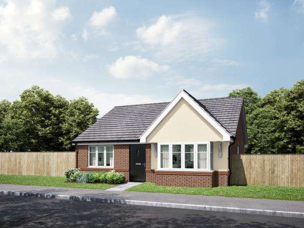 2 Bedrooms Semi Detached Bungalow for sale in Whalleys Road, Skelmersdale, Lancashire