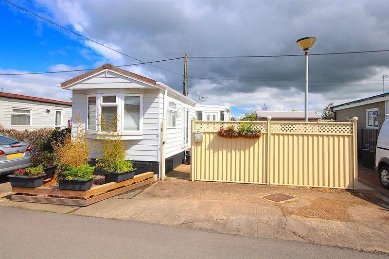 1 Bedroom Park Home Mobile Home for sale in Upper Church Street, Syston