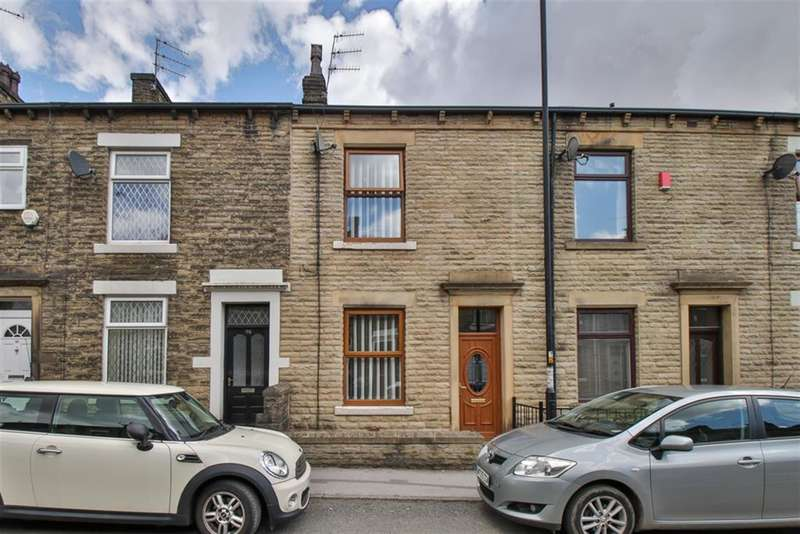2 Bedrooms Terraced House for sale in Hare Hill Road, Littleborough, OL15 9HG