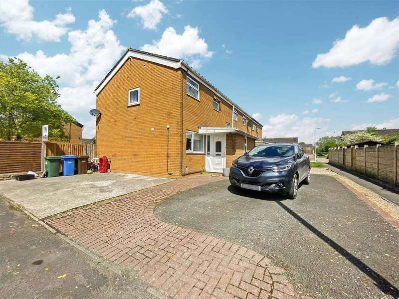 3 Bedrooms Semi Detached House for sale in Willow Road, Leyland
