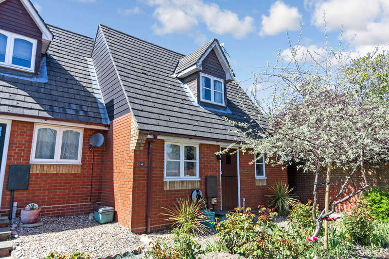 2 Bedrooms End Of Terrace House for sale in Belmont Place, Colchester
