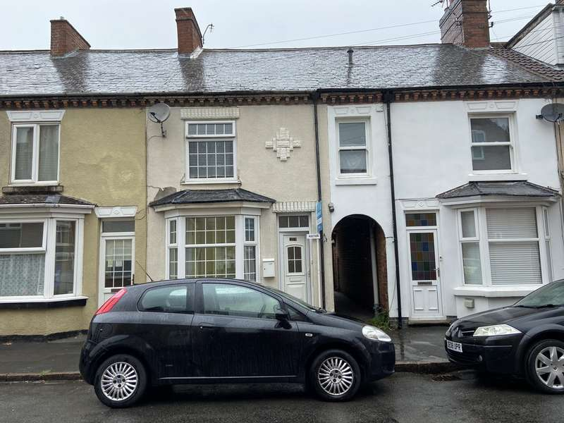 3 Bedrooms Property for sale in Manor Street, Hinckley LE10