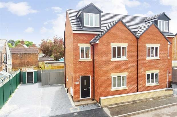 3 Bedrooms Semi Detached House for sale in Orchard Street, Fleckney, Leicestershire
