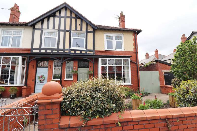 5 Bedrooms Semi Detached House for sale in Central Drive, Ansdell, Lytham St. Annes