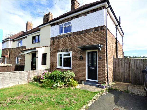 3 Bedrooms End Of Terrace House for sale in Clyde Crescent, Cheltenham, Gloucestershire