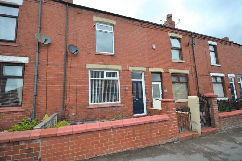 2 Bedrooms Terraced House for sale in Throstlenest Avenue, Springfield, Wigan, WN6 7AR