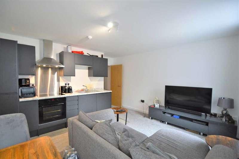 1 Bedroom Apartment Flat for rent in The Courtyard, High Street, Ruddington, Nottingham