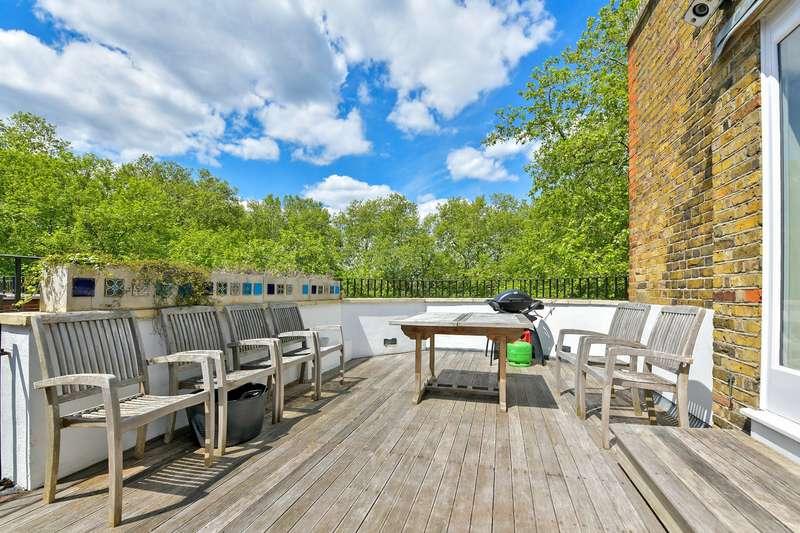 3 Bedrooms Penthouse Flat for sale in Bramham Gardens, London, London