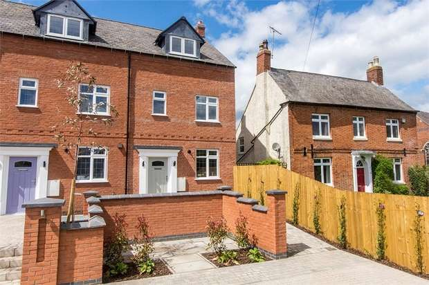 3 Bedrooms End Of Terrace House for sale in Main Street, Fleckney, Leicestershire