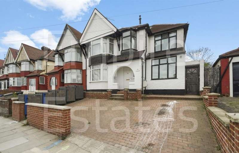 6 Bedrooms Semi Detached House for sale in Tanfield Avenue, London