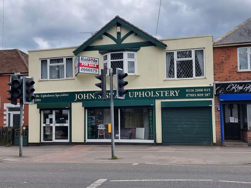 Commercial Property for sale in Melton Road, Syston, LE7