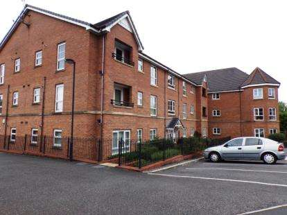 2 Bedrooms Flat for sale in Madison Gardens, Westhoughton, Bolton, Greater Manchester, BL5