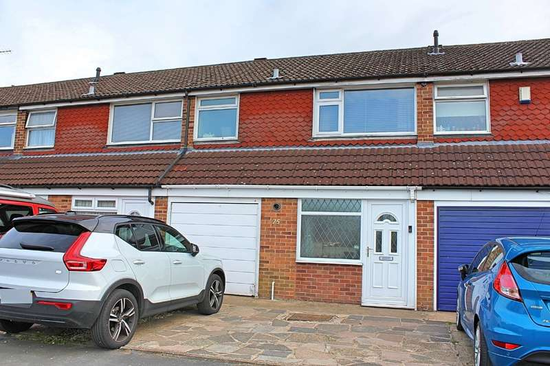 3 Bedrooms Terraced House for sale in Kings Walk, Leicester Forest East