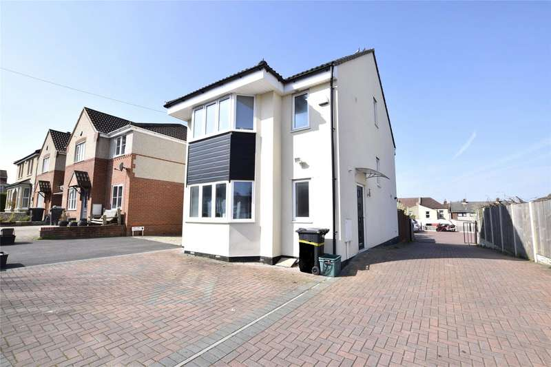 5 Bedrooms Detached House for sale in Worcester Close, Bristol, BS16