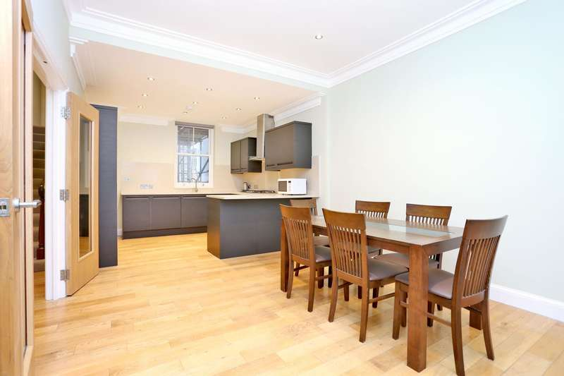 6 Bedrooms House for rent in Westmoreland Terrace, London, SW1V