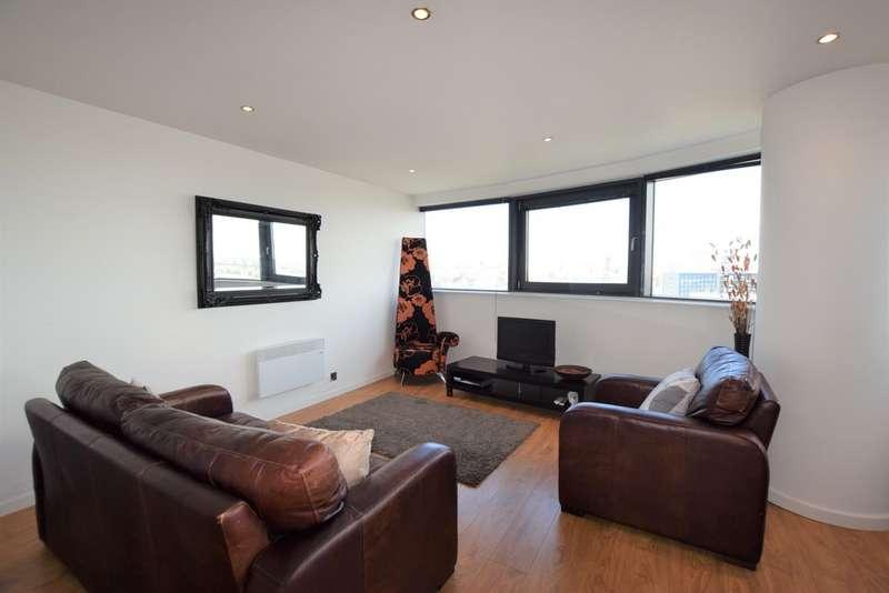 2 Bedrooms Property for rent in Bridgewater Place LS11