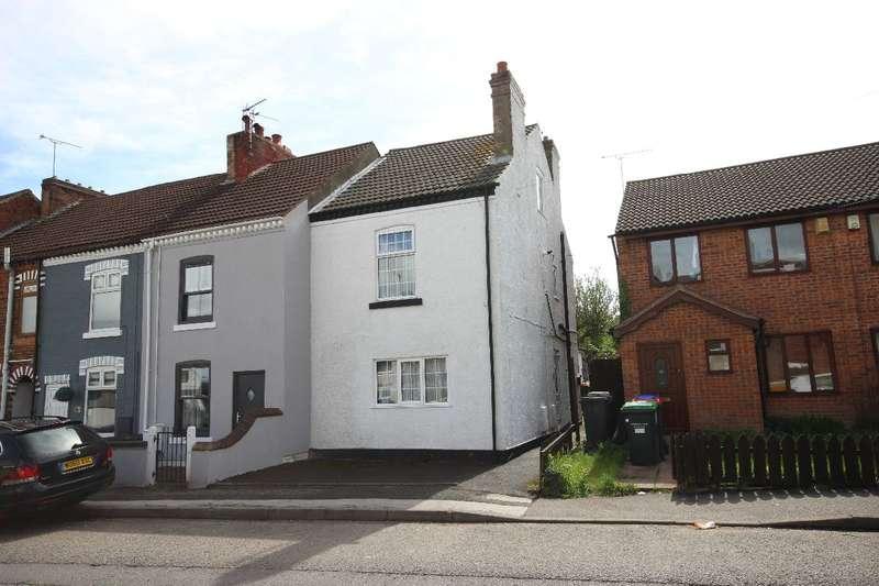 1 Bedroom Flat for rent in Alfreton Road, Underwood, Nottingham
