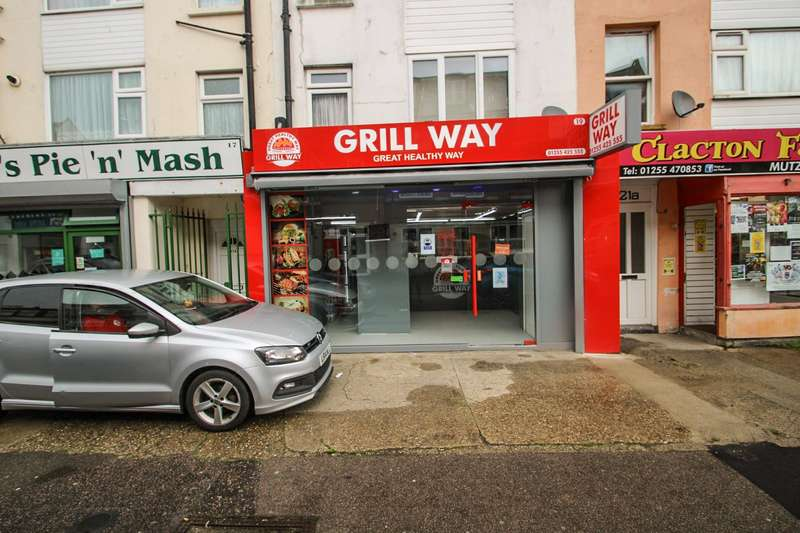 Property for sale in Pallister Road, Clacton-On-Sea