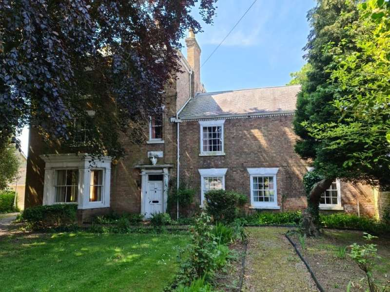 6 Bedrooms Detached House for sale in 248 Lea Road, Gainsborough