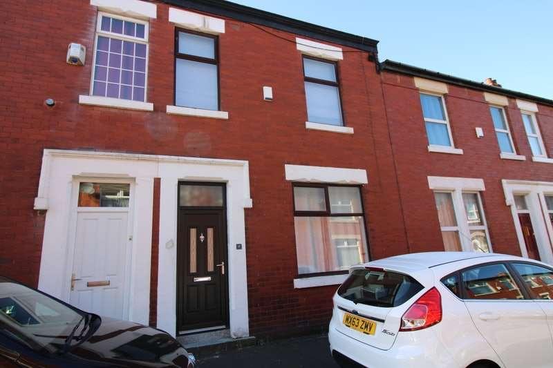 3 Bedrooms Terraced House for sale in Lawrence Street, Preston, Lancashire, PR2