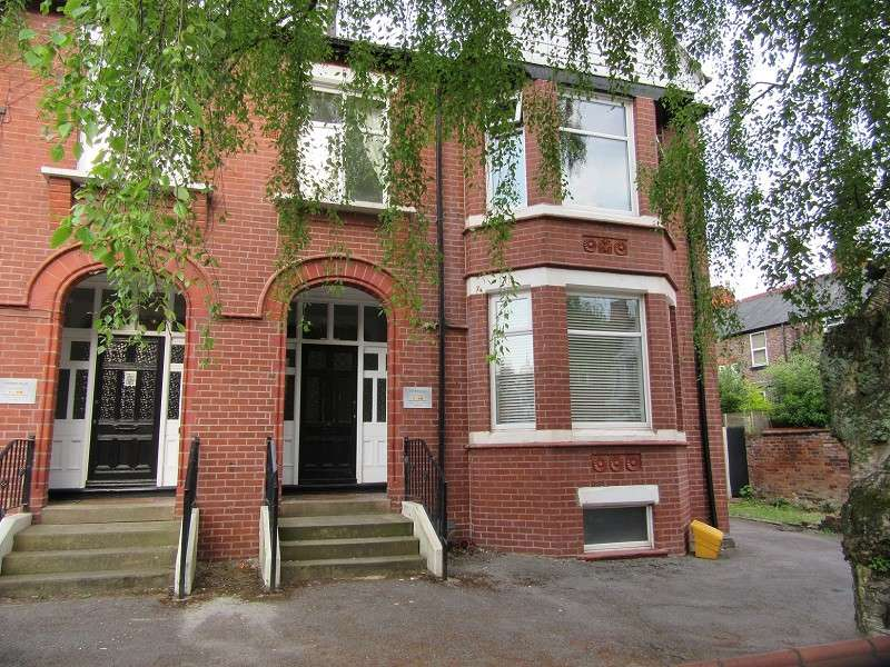 2 Bedrooms Flat for sale in 11 Athol Road, Whalley Range, Manchester. M16 8QW