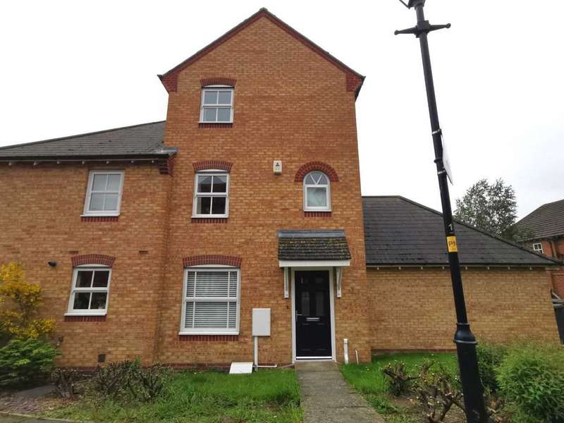 4 Bedrooms Semi Detached House for sale in Sorrel Road, Witham St. Hughs, Lincoln, Lincolnshire, LN6