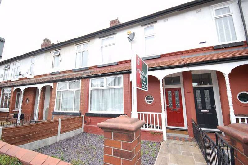 3 Bedrooms Terraced House for rent in Catterick Road, Didsbury, Manchester, M20