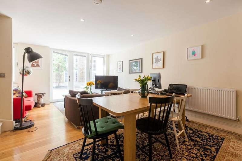 2 Bedrooms Flat for rent in Lett Road, Clapham, SW9