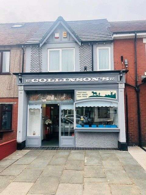 Property for sale in Collinsons Bakery 165 Poulton Road, Fleetwood, FY7