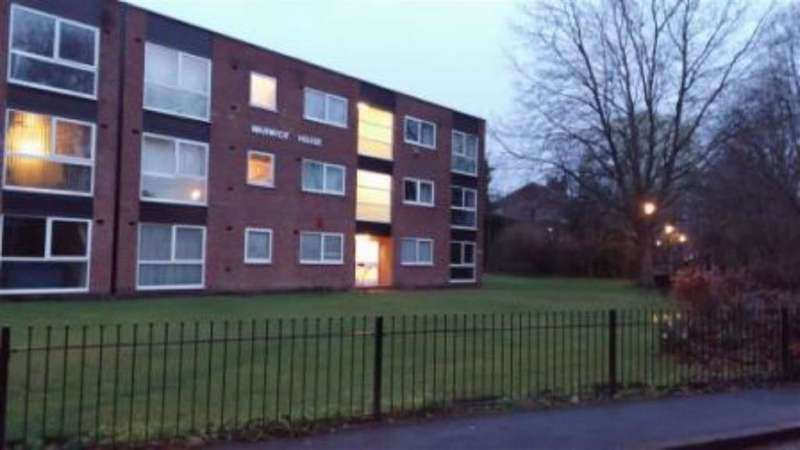 1 Bedroom Flat for rent in Warwick House, Manchester