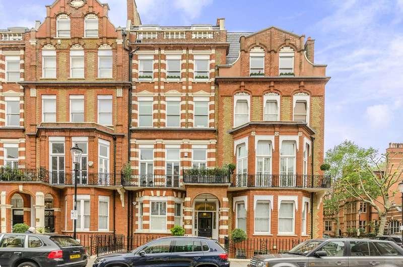 3 Bedrooms Flat for sale in Bramham Gardens, South Kensington, SW5