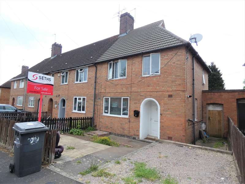 3 Bedrooms Town House for sale in Valence Road, Western Park, Leicester