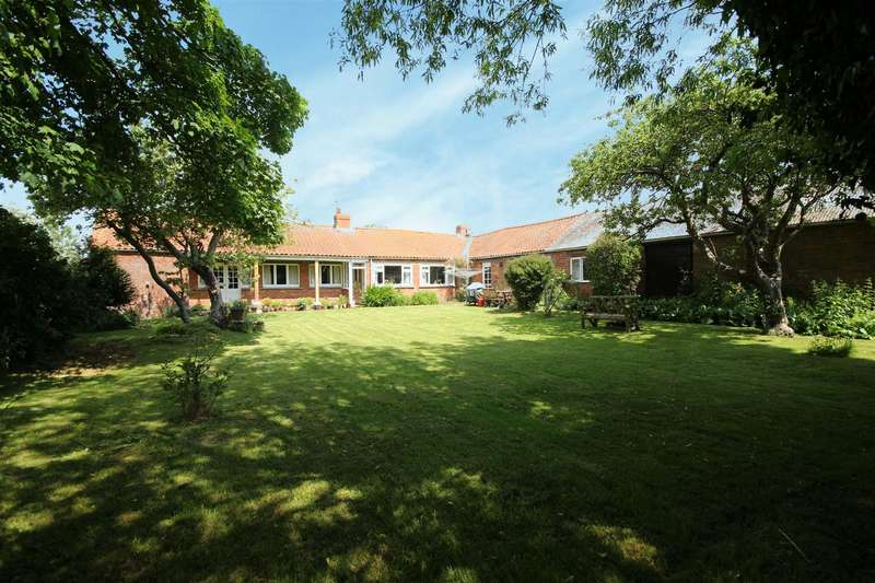 5 Bedrooms Detached Bungalow for sale in Sea Lane, Huttoft