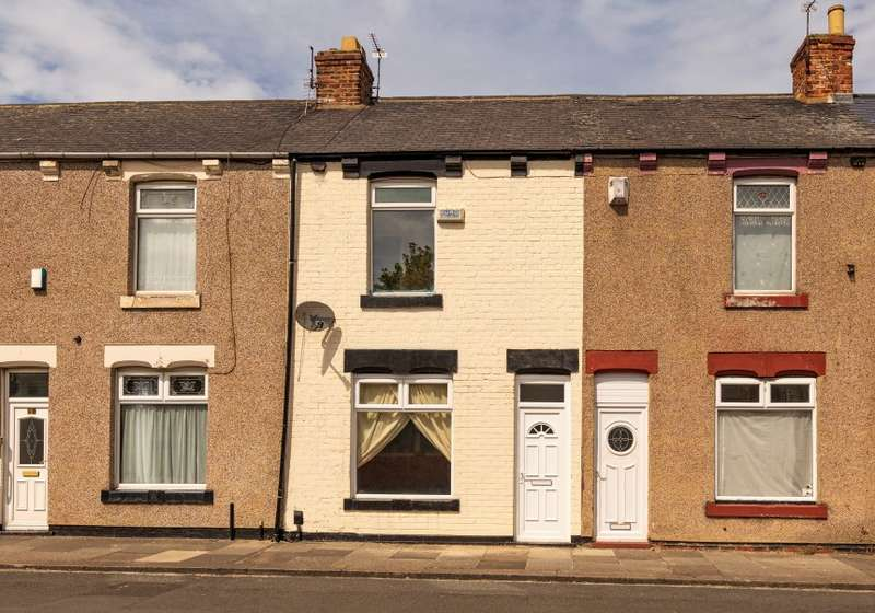 3 Bedrooms Terraced House for sale in Sheriff Street, Hartlepool, Cleveland, TS26 8ET