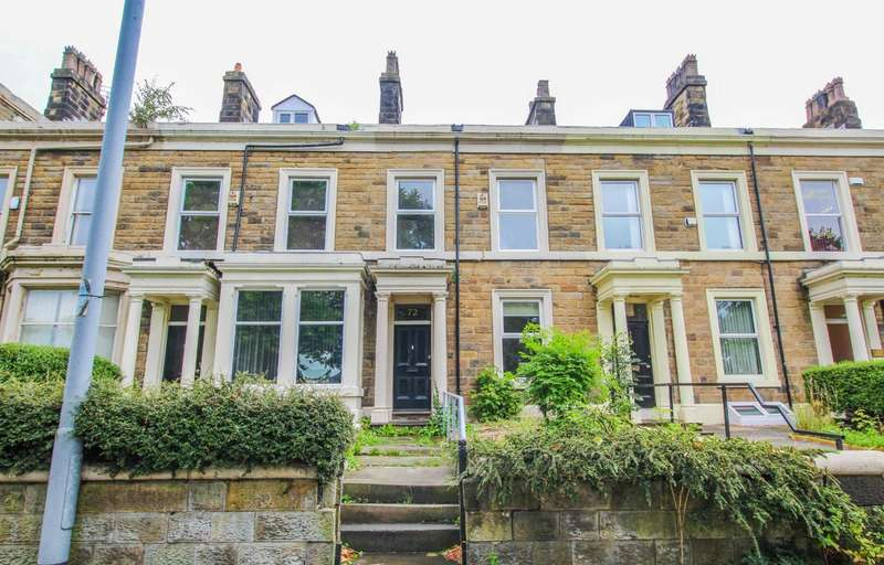 7 Bedrooms Terraced House for sale in Deepdale Road, Preston