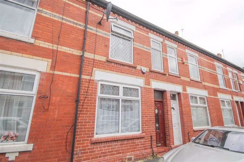 2 Bedrooms Terraced House for sale in Albert Avenue, Manchester