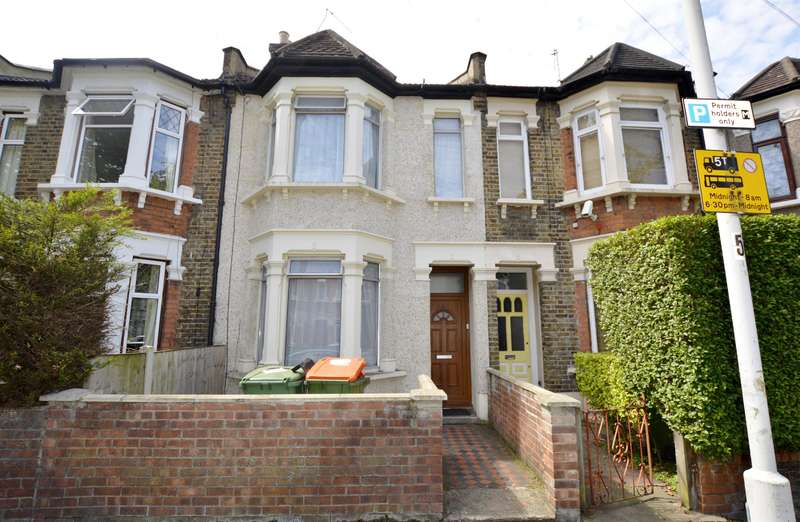 3 Bedrooms Terraced House for sale in Salisbury Road, Manor Park, London, E12 6AB