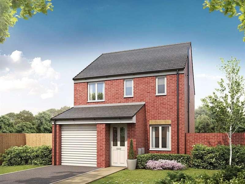 3 Bedrooms House for sale in The Rufford, Appleyard Park, Fleckney Road, Fleckney, LE8 8DF