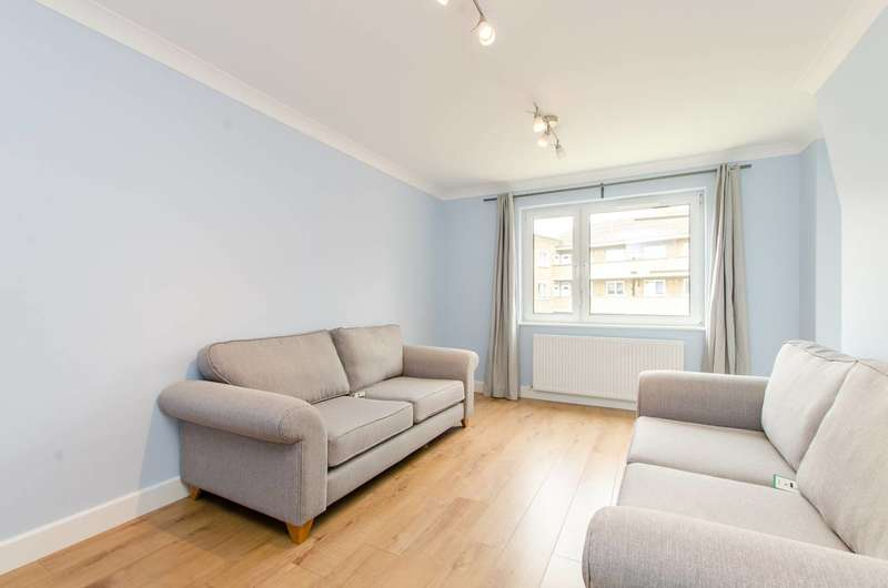 3 Bedrooms Flat for rent in Goffton House, Brixton, SW9