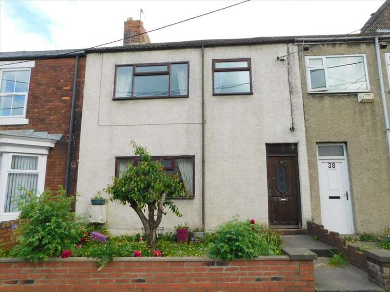 3 Bedrooms Terraced House for sale in FREDRICK STREET SOUTH, MEADOWFIELD, Durham City, DH7 8NA