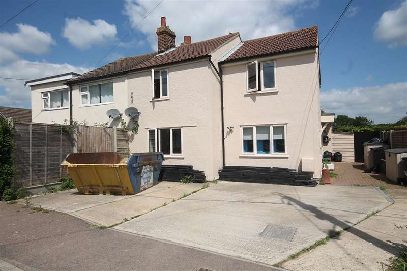 4 Bedrooms Semi Detached House for sale in Holland Road, Little Clacton