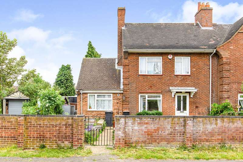 3 Bedrooms End Of Terrace House for sale in Greycote, Shortstown, Bedford, Bedfordshire, MK42
