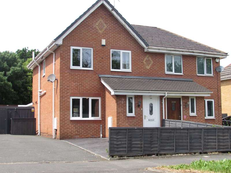 3 Bedrooms Semi Detached House for sale in Firbank Road, Newall Green, Manchester, M23
