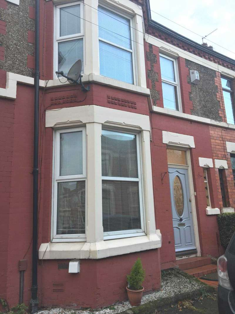 3 Bedrooms House for rent in Stanmore Road, Liverpool