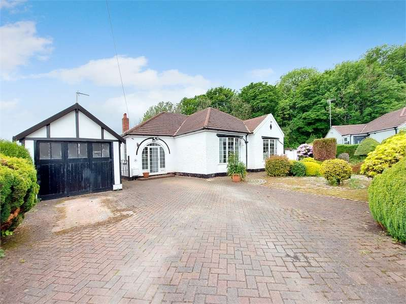 3 Bedrooms Detached Bungalow for sale in Kings Drive, Middleton, MANCHESTER, Lancashire