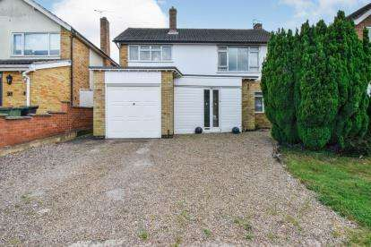 3 Bedrooms Detached House for sale in Ash Tree Road, Oadby, Leicester, Leicestershire
